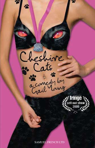Cheshire Cats - A play about the moonwalk by Gail Young